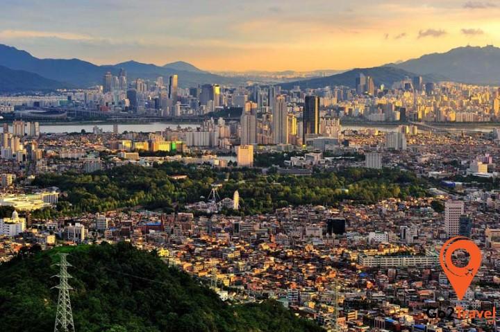 thành phố ánh sáng Gwangju