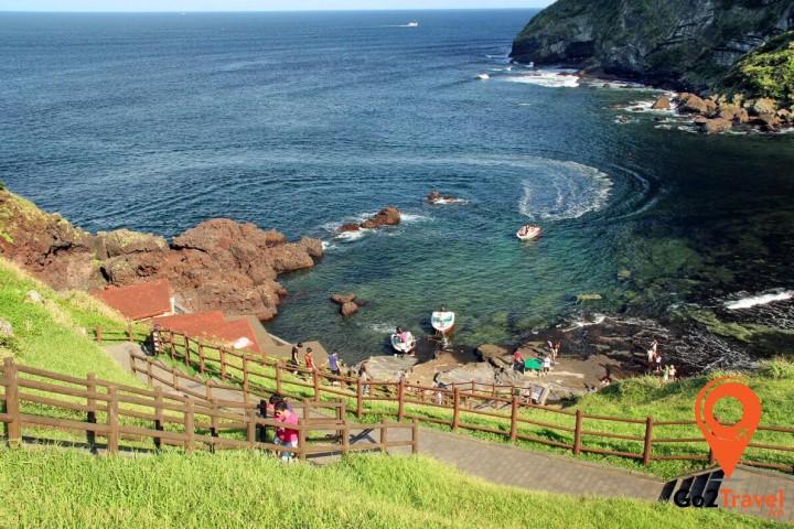 Hòn đảo lớn nhất Hàn Quốc