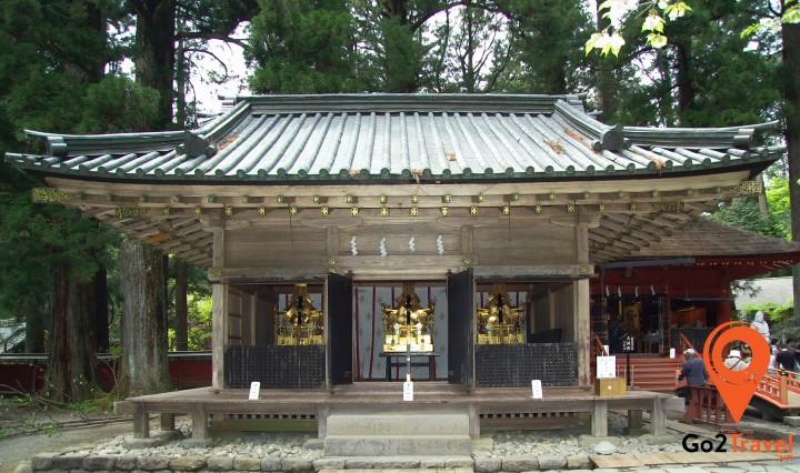 Nikko Futarasan – ngôi đền lớn thứ 2 tại Nikko.