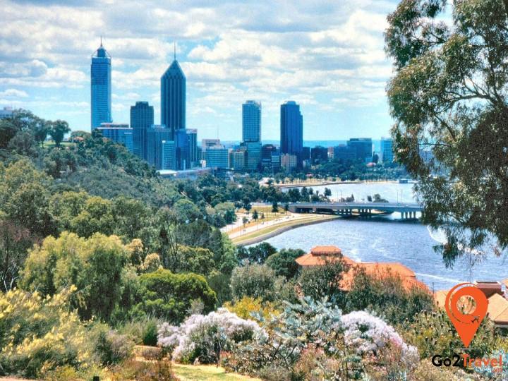 Công viên Kings ở Perth
