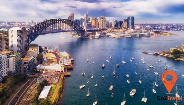 những điều cần chú ý khi du lịch Úc