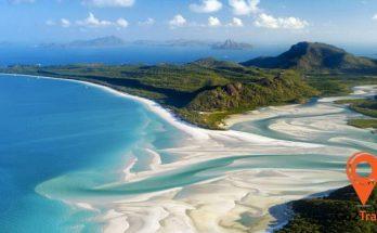 đảo whitsundays