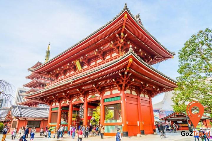 điều kiện du lịch Nhật Bản