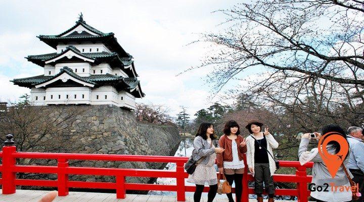 văn hoá giao tiếp du lịch Nhật Bản