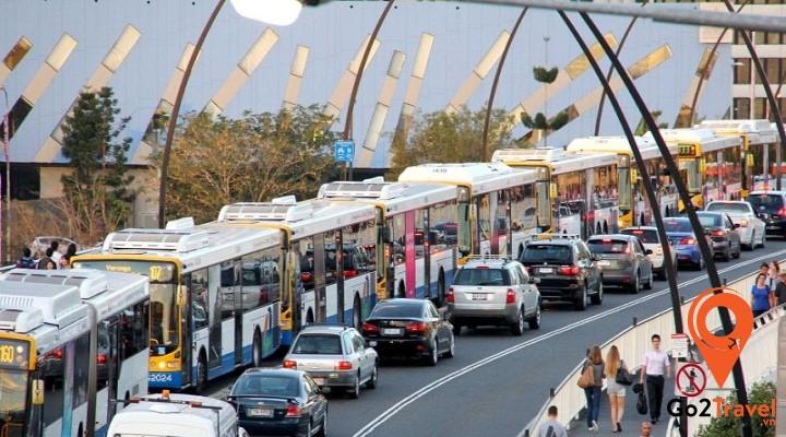 giao thông ở Úc