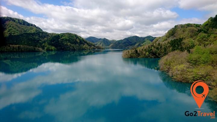Hồ Tamagawa