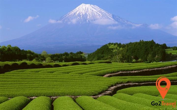 khí hậu khô ở Nhật Bản