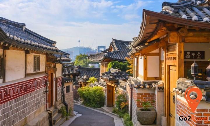Làng nghề truyền thống Hàn Quốc