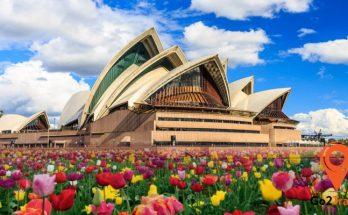 mùa xuân ở Úc