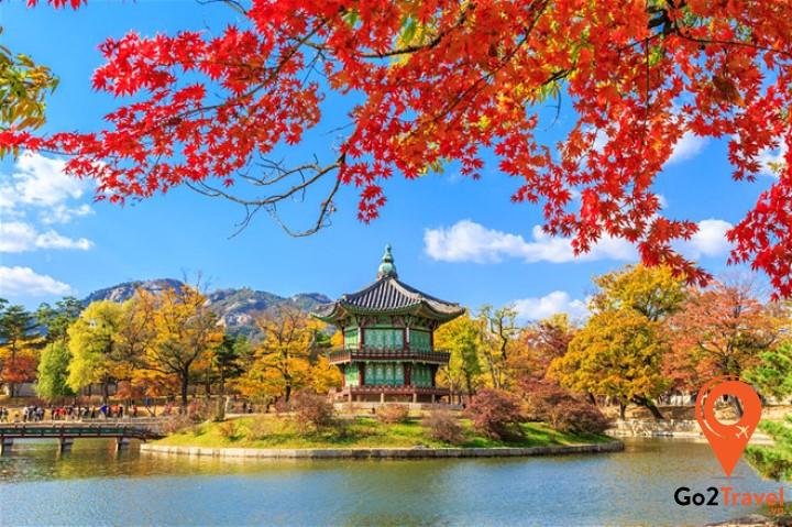 Những du khách có dự định tới Hàn Quốc được hưởng lợi từ chính sách mới