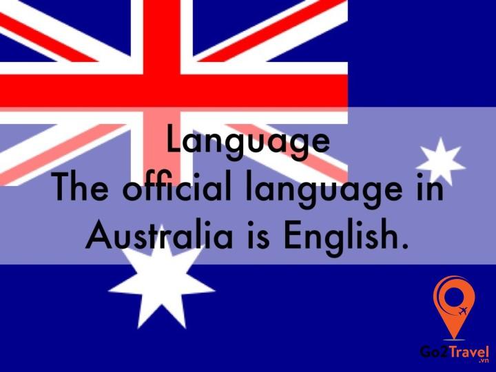 ngôn ngữ úc