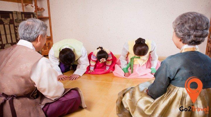văn hoá phong tục Hàn Quốc