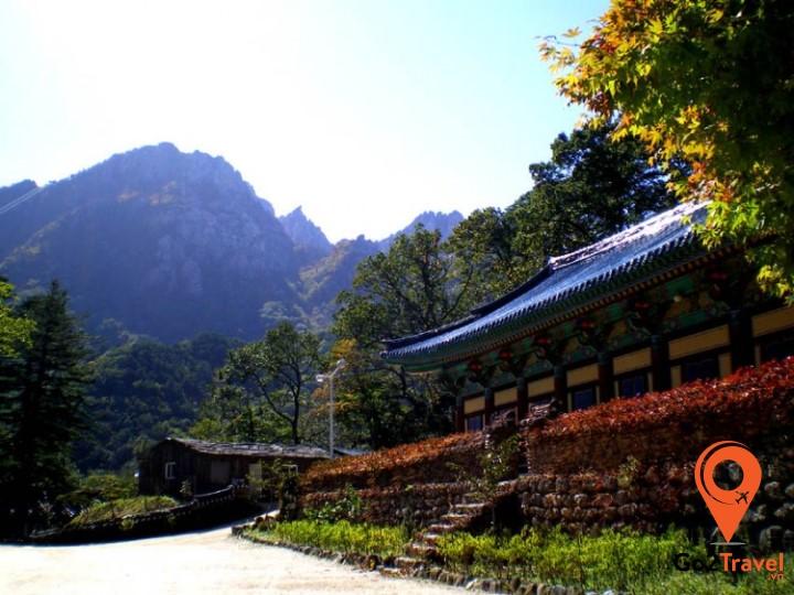 Núi Seoraksan