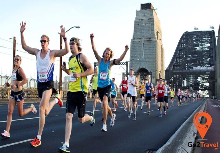 Úc là đất nước yêu thể thao