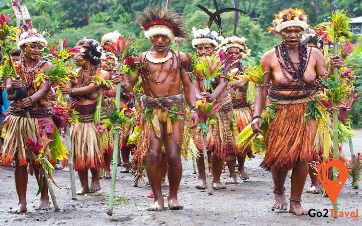 Văn hóa dân gian thổ dân