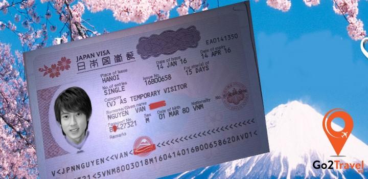 thời gian xin visa Nhật Bản