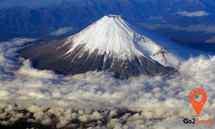 Núi Phú Sĩ – Nhật Bản