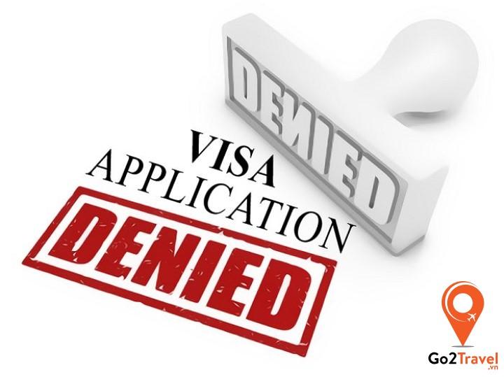 lý do trượt visa nhật bản