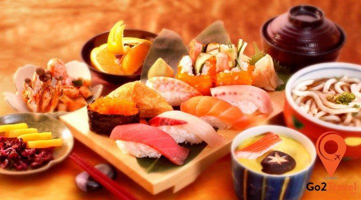 văn hoá ăn uống của người Nhật