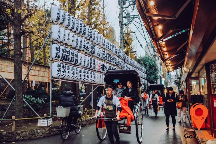 Nhật Bản với những nét văn hóa truyền thống xen lẫn nhịp sống hiện đại
