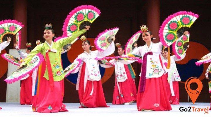 đặc sắc văn hoá Hàn Quốc