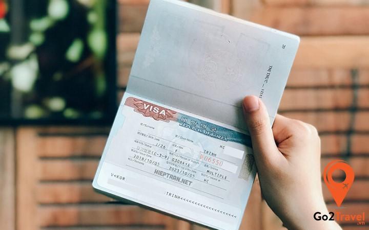 visa Hàn đi được những nước nào