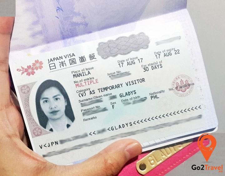 Visa Nhật Bản nhiều lần ngắn hạn