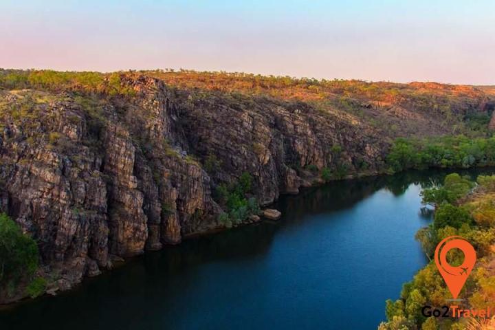 Vườn quốc gia Nitmiluk