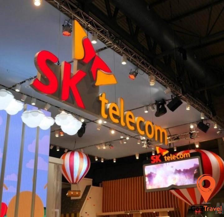 Nhà mạng SIM 4G Hàn Quốc đình đám