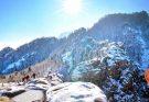 cảnh đẹp núi non Hàn Quốc