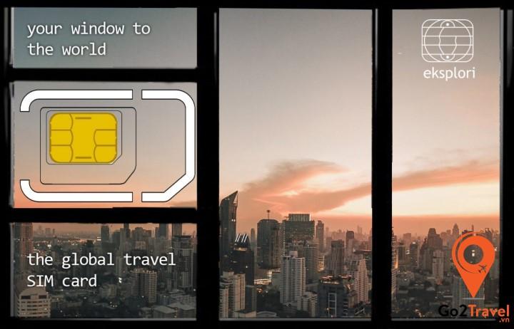 Sim Xplori toàn cầu được nhiều người chọn khi đi Úc