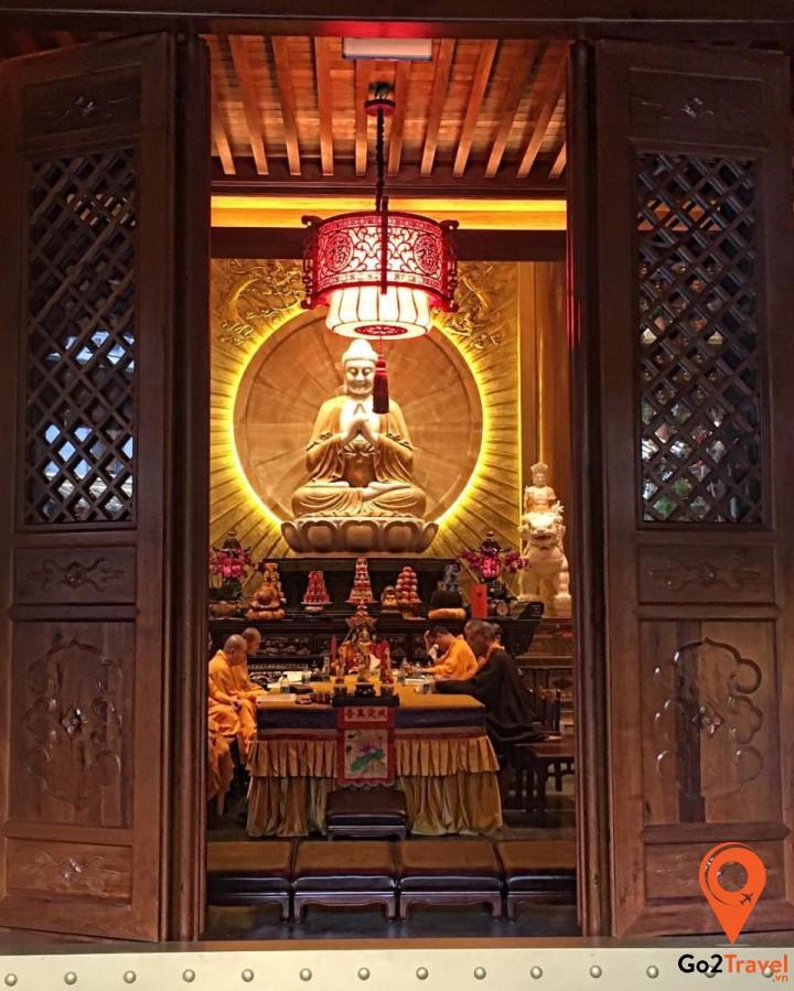 Đến thăm The Great Buddha Temple