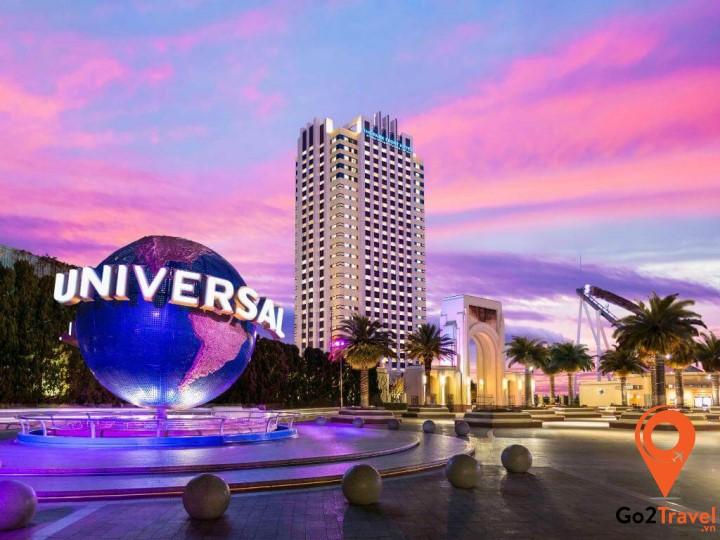 Phá đảo cùng khu vui chơi Universal Studios tại Osaka