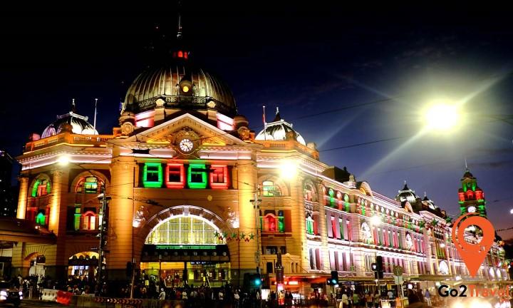 Úc là nơi lý tưởng cho những ai yêu thích cuộc sống về đêm