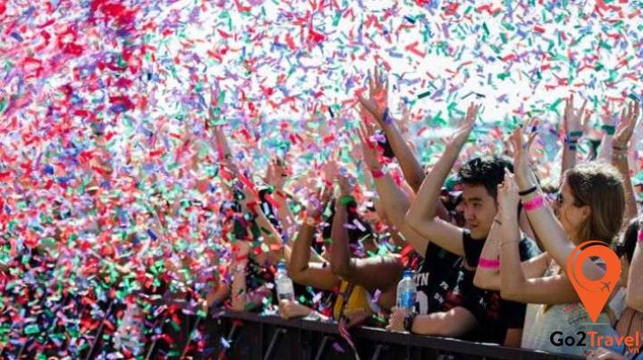Nhiều lễ hội đầy màu sắc diễn ra tại Úc