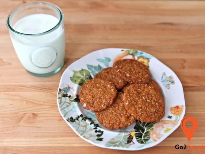 Bánh quy còn là biểu tượng nghĩa tình từ Chiến tranh thế giới thứ I