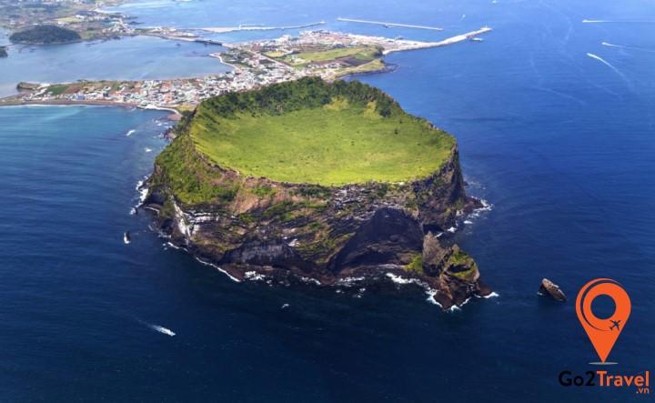 Đảo Jejulàhòn đảo nổi tiếng ở Hàn Quốc