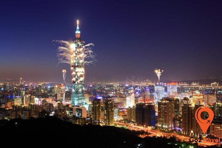 đón Tết cổ truyền đặc sắc tại Đài Loan