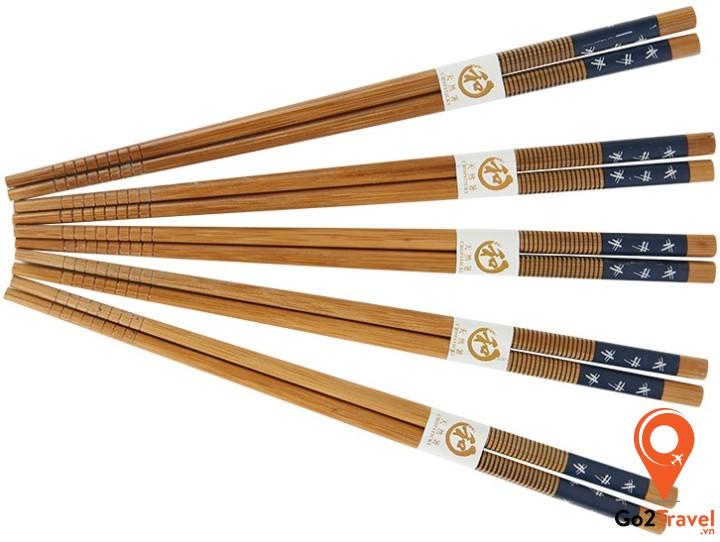 Đũa Nhật - món quà mang bản sắc xứ phù tang