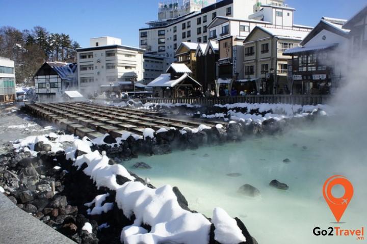 Kusatsu-onsen (Gunma)
