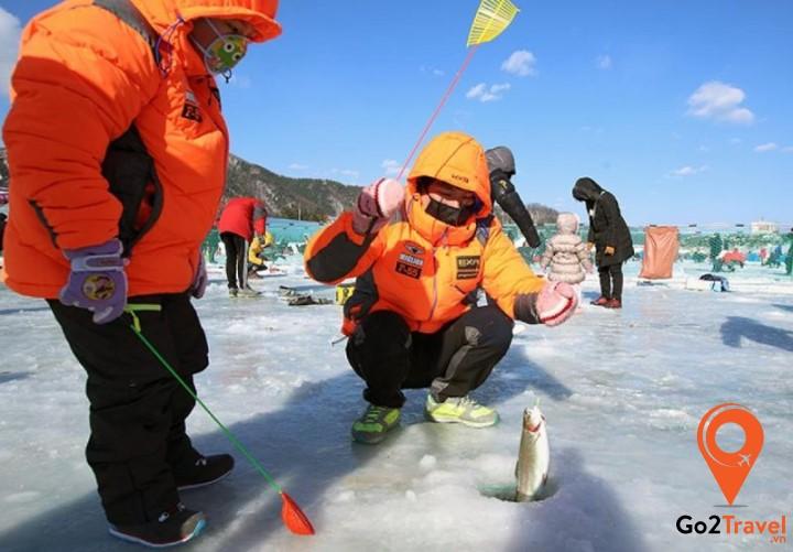 Lễ hội câu cá băng