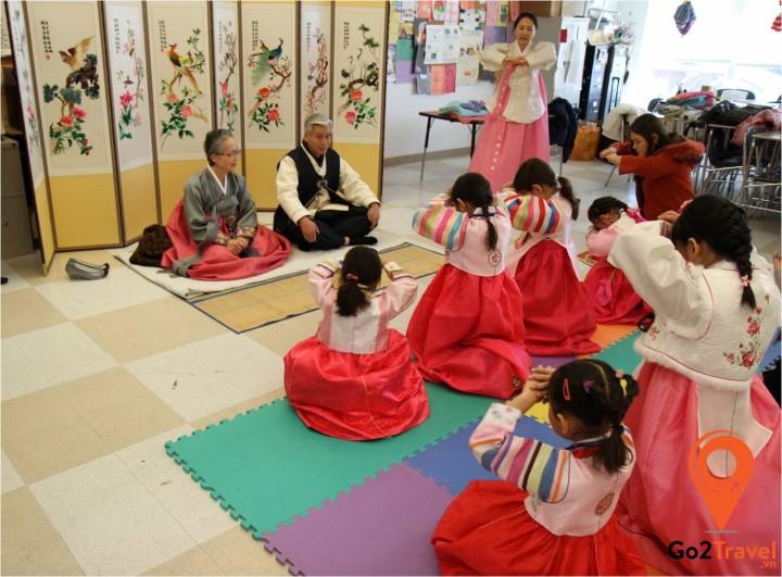 Ở Hàn Quốc, Tết Âm lịch là một ngày lễ đặc biệt quan trọng