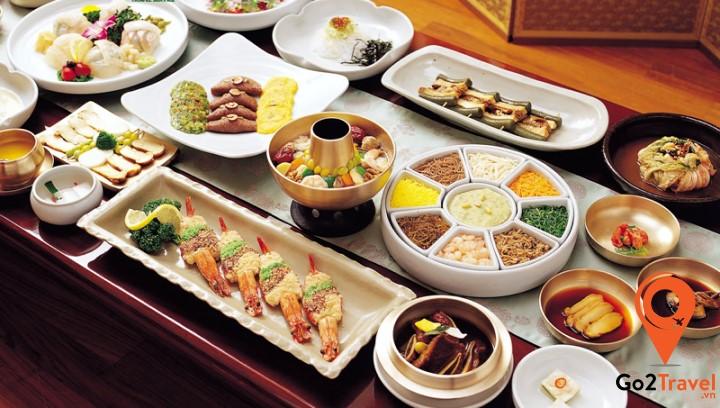 Có tới hơn 20 món ăn được người Hàn sử dụng vào dịp Tết cổ truyền