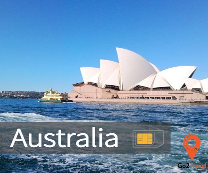 Sim tốt nhất dùng để đi Úc hiện nay