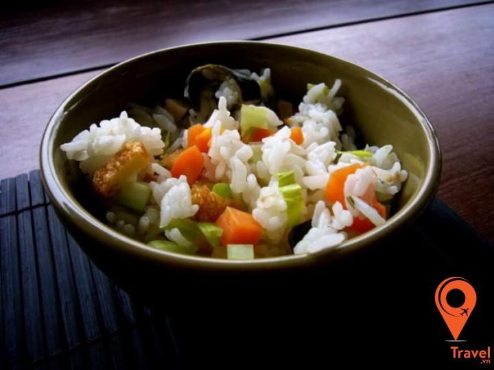 món Shoujin Ryouri được ăn vào lễ Obon