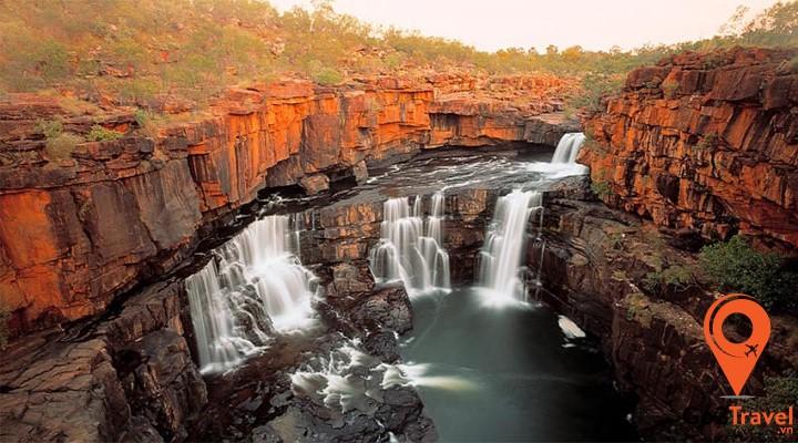 Mitchell là thác nước cao thứ hai của khu vực Tây Úc