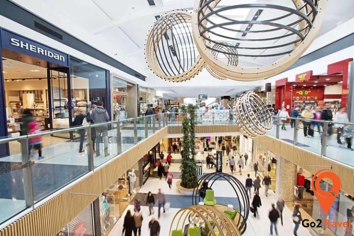 Trung tâm mua sắm Chadstone Shopping Center (Melbourne)