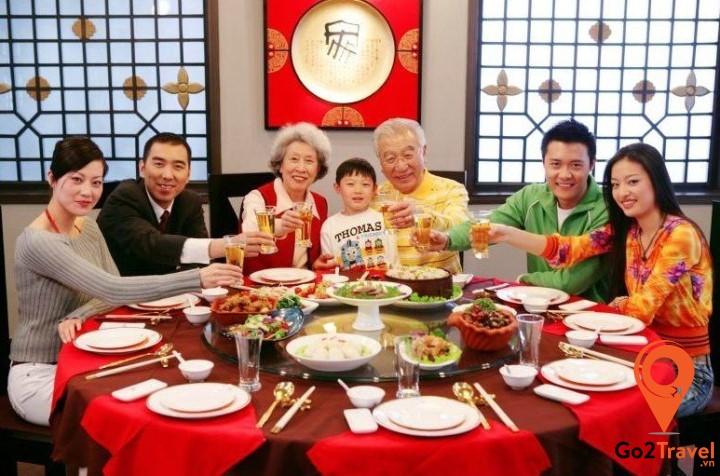 Văn hoá giao tiếp của người Trung Quốc
