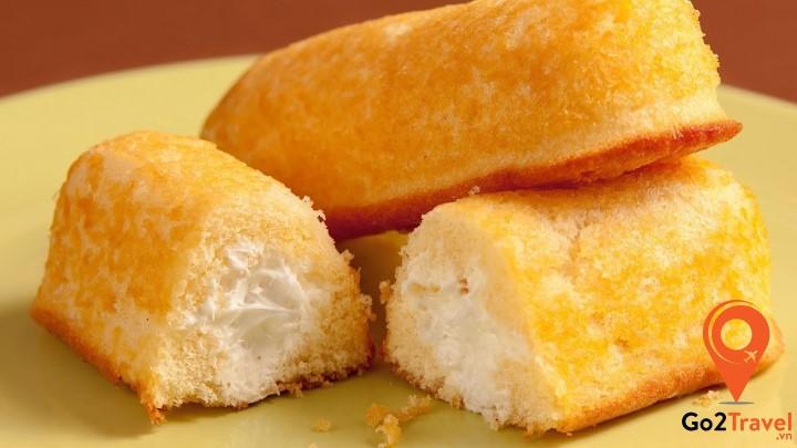Deep-Fried Twinkies được mệnh danh là niềm tự hào của người Mỹ