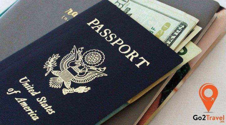 chứng minh tái chính xon visa du lịch Mỹ